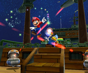 Super Mario Galaxy Screenshots