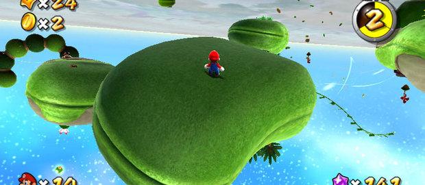 Super Mario Galaxy News