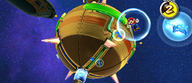 Super Mario Galaxy News
