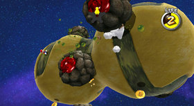 Super Mario Galaxy Screenshot from Shacknews