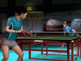 Rockstar Games Presents Table Tennis Screenshot from Shacknews