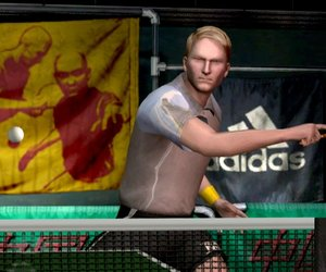 Rockstar Games presents Table Tennis Files