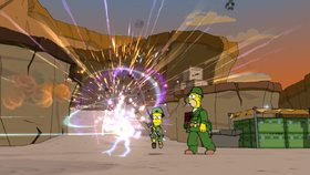Simpsons Game Screenshot from Shacknews