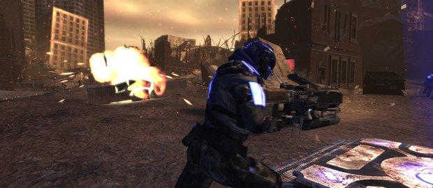 Warmonger, Operation: Downtown News