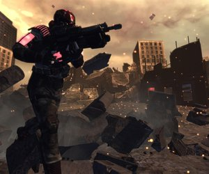 Warmonger, Operation: Downtown Files