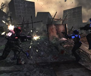 Warmonger, Operation: Downtown Screenshots