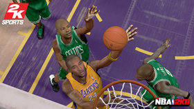 NBA 2K8 Screenshot from Shacknews