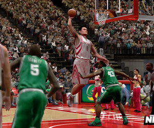 NBA 2K8 Screenshots