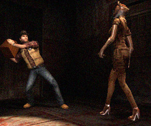 Silent Hill Origins Files
