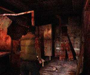 Silent Hill Origins Screenshots