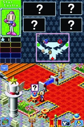 Bomberman Land Touch! 2 Screenshot from Shacknews