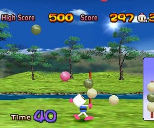 Bomberman Land Screenshots