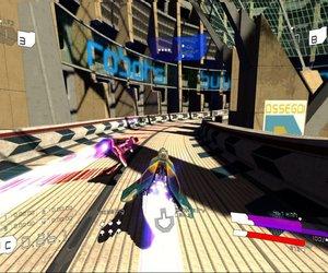 Wipeout HD Screenshots