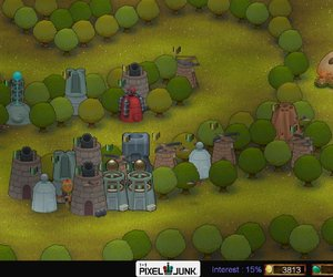 PixelJunk Monsters Screenshots