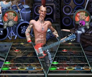 Guitar Hero III: Legends of Rock Chat