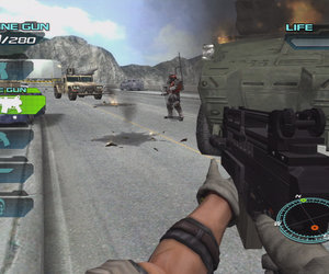 Time Crisis 4 Screenshots