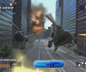 Time Crisis 4 Screenshots