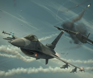 Ace Combat 6: Fires of Liberation Screenshots