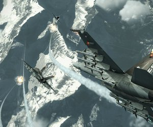 Ace Combat 6: Fires of Liberation Chat