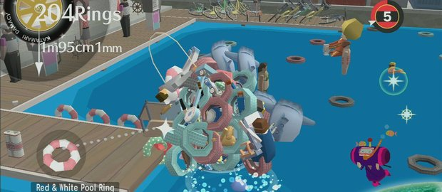 Beautiful Katamari News