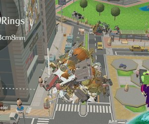Beautiful Katamari Chat