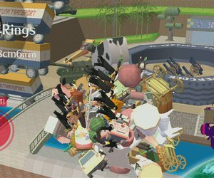 Beautiful Katamari Screenshots
