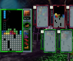 Tetris Splash Chat