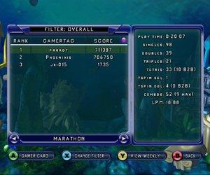 Tetris Splash Screenshots