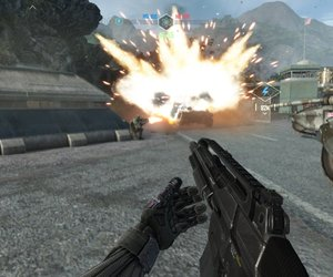 Crysis Screenshots