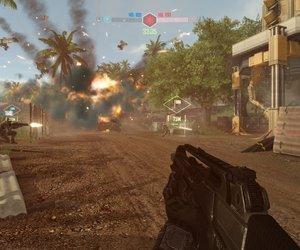 Crysis Screenshots