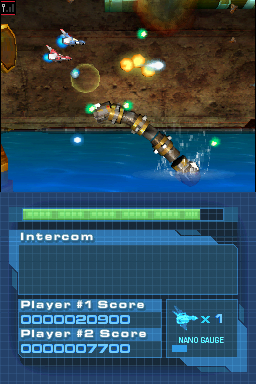 Nanostray 2 Screenshots