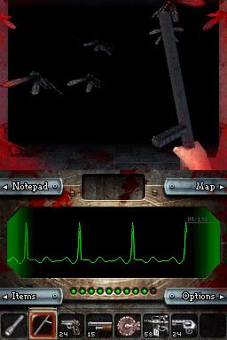 Dementium: The Ward Chat