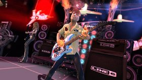 Guitar Hero III: Legends of Rock Screenshot from Shacknews