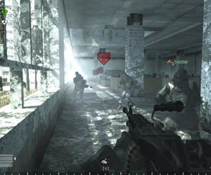 Call of Duty 4: Modern Warfare Chat