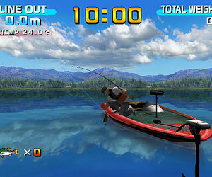 SEGA Bass Fishing Files