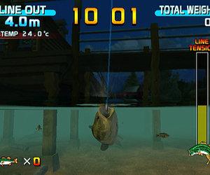SEGA Bass Fishing Screenshots