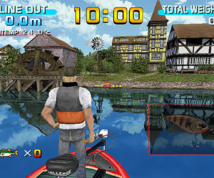 SEGA Bass Fishing Screenshots