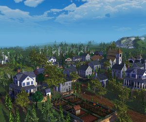 SimCity Societies Screenshots