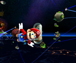 Super Mario Galaxy Chat