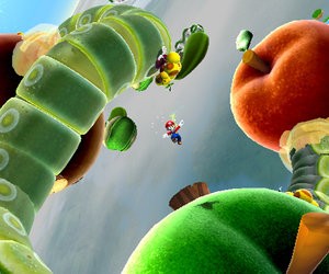 Super Mario Galaxy Screenshots
