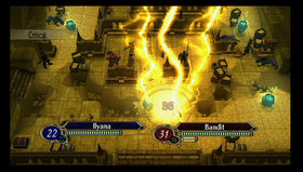 Fire Emblem: Radiant Dawn Screenshot from Shacknews