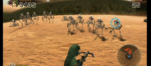 Link's Crossbow Training News