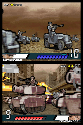 Advance Wars: Days of Ruin Chat