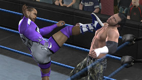 WWE SmackDown! vs. RAW 2008 Screenshot from Shacknews