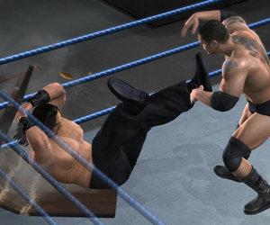 WWE SmackDown vs. Raw 2008 Screenshots