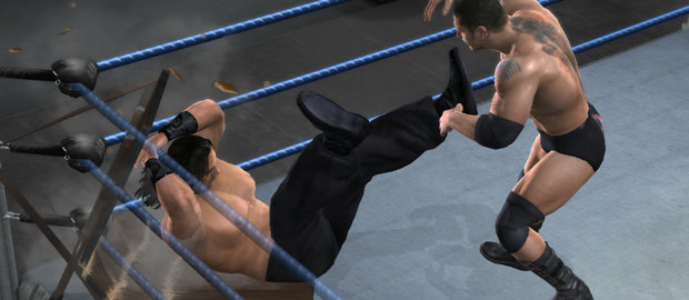 WWE SmackDown vs. Raw 2008 News