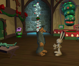 Sam & Max Episode 201: Ice Station Santa Files