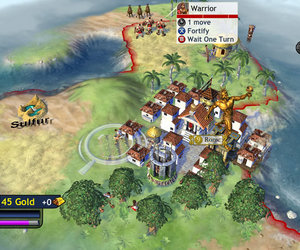 Sid Meier's Civilization Revolution Chat
