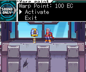 Mega Man ZX Advent Files