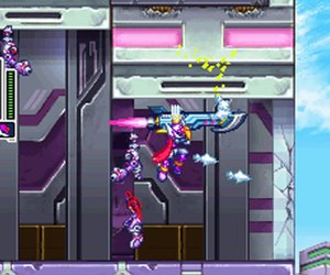 Mega Man ZX Advent Screenshots